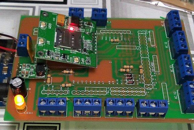 SIM808 Shield