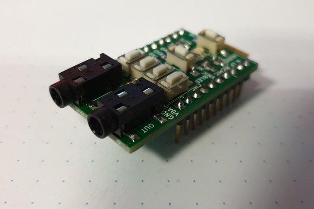 breadboard adapter for blk-md-spk-b