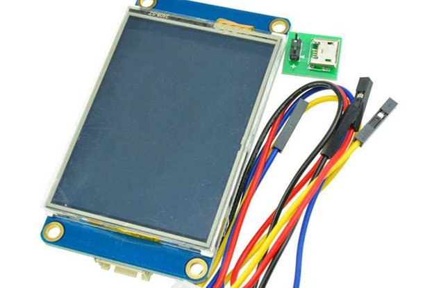 "2.4"" LCD Display Touch Screen For Arduino"