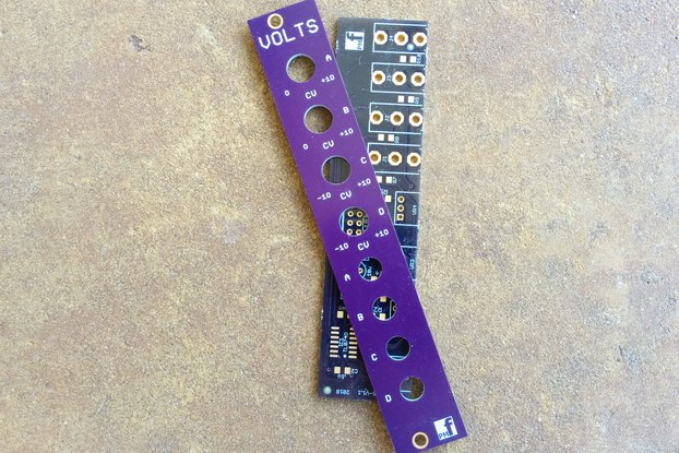 Volts (Eurorack PCB Set)
