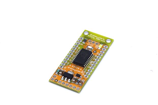 ATtiny3216/1606 dev board, Arduino compatible