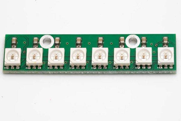 WS2812S 8 Piece LED Strip