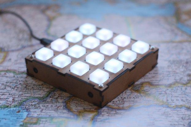 MiDispositivoMIDI V3 - Arduino MIDI Controller