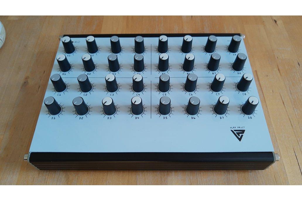 MIDI Ctrl Prototype VLRM PRJCT Rot8.x, Gen. 2 1