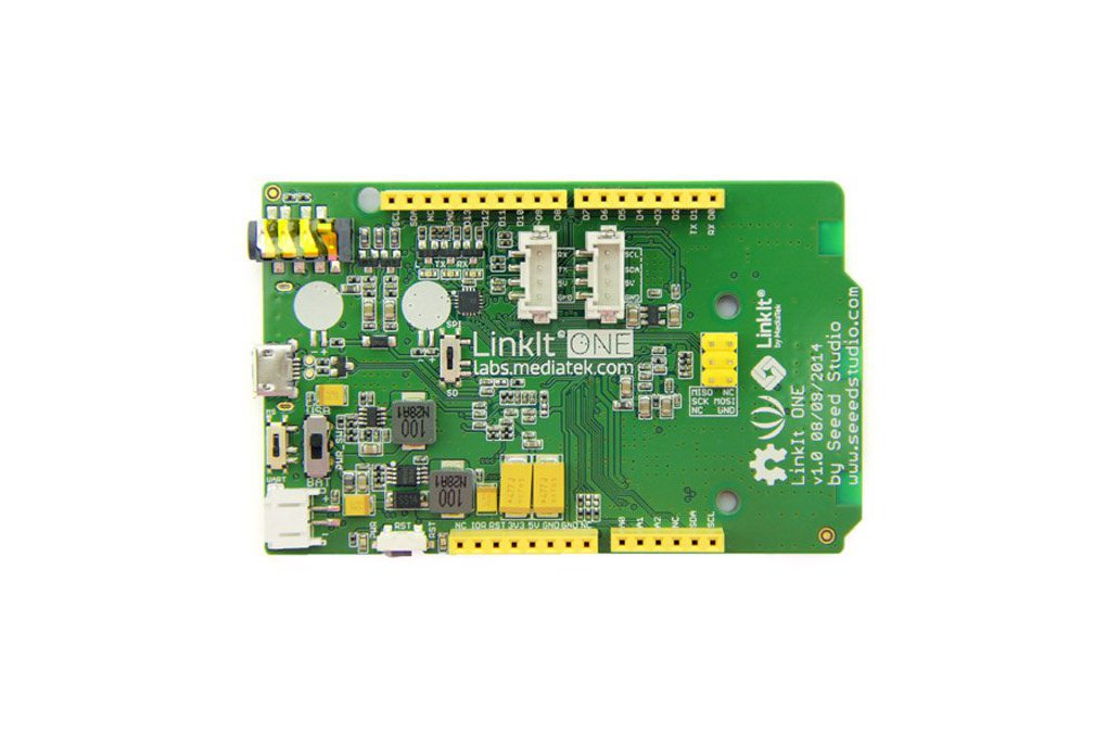 LinkIt ONE  IoT Devices MCU GSM GPS BLE WIFI GPRS  5