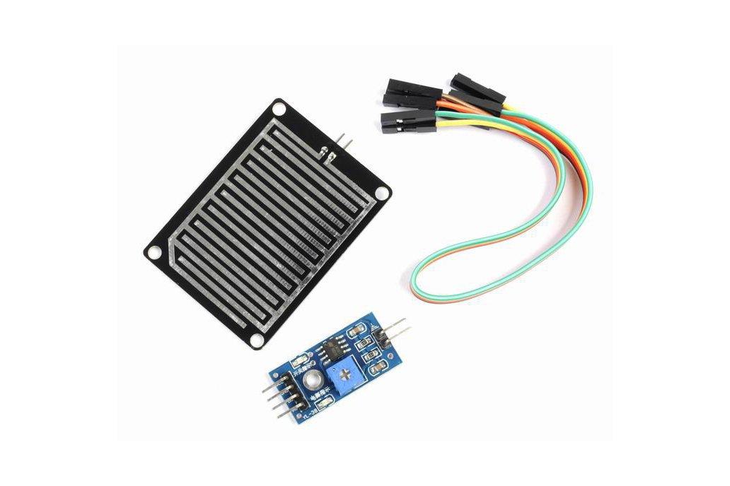 Rain Detection Sensor for Arduino (2431) 1