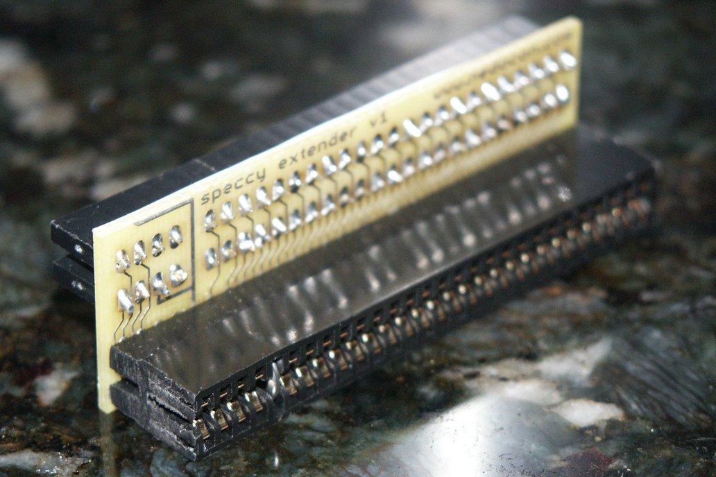 ZX breadboard adapter 1