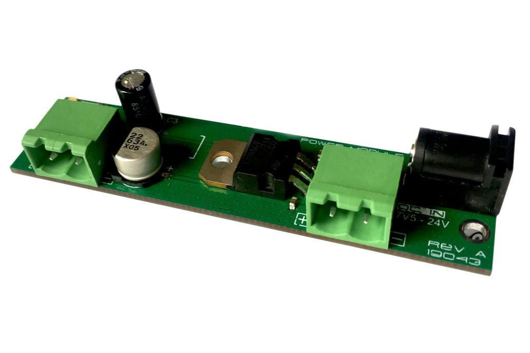Power Supply Module for Scamp 1