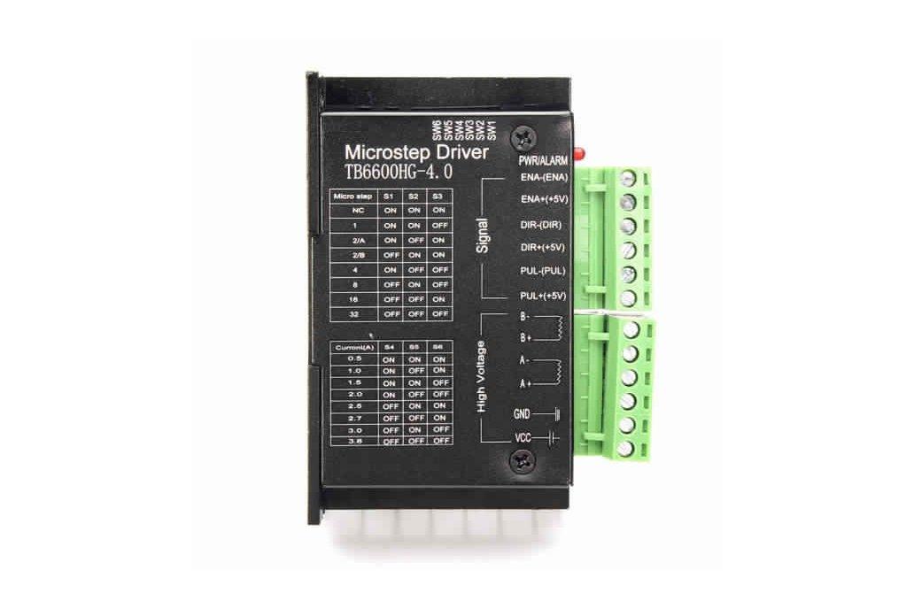 TB6600 Upgraded Version 32 Segments 4A 40V 57/86  1