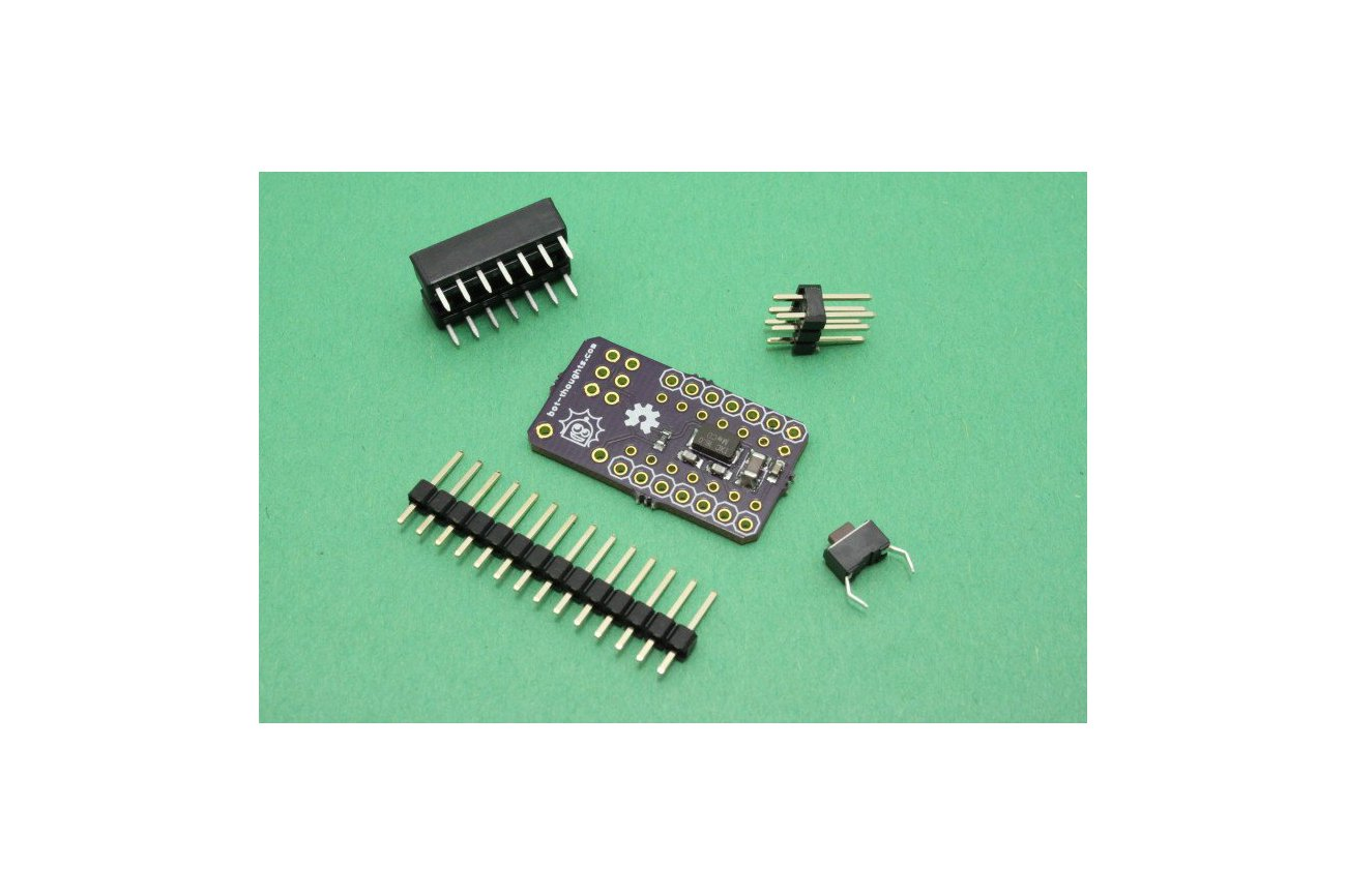 ATtiny84 development board