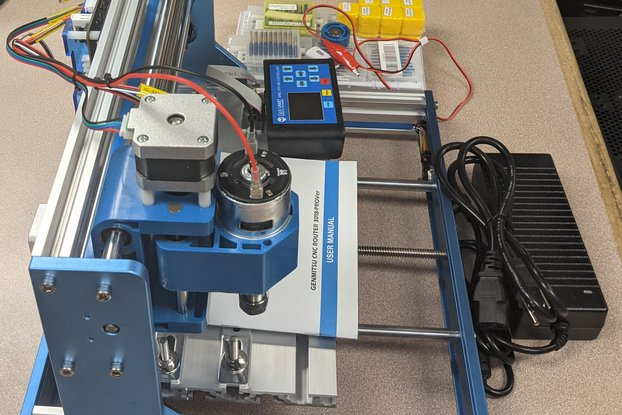 CNC Router 3018-PROVer