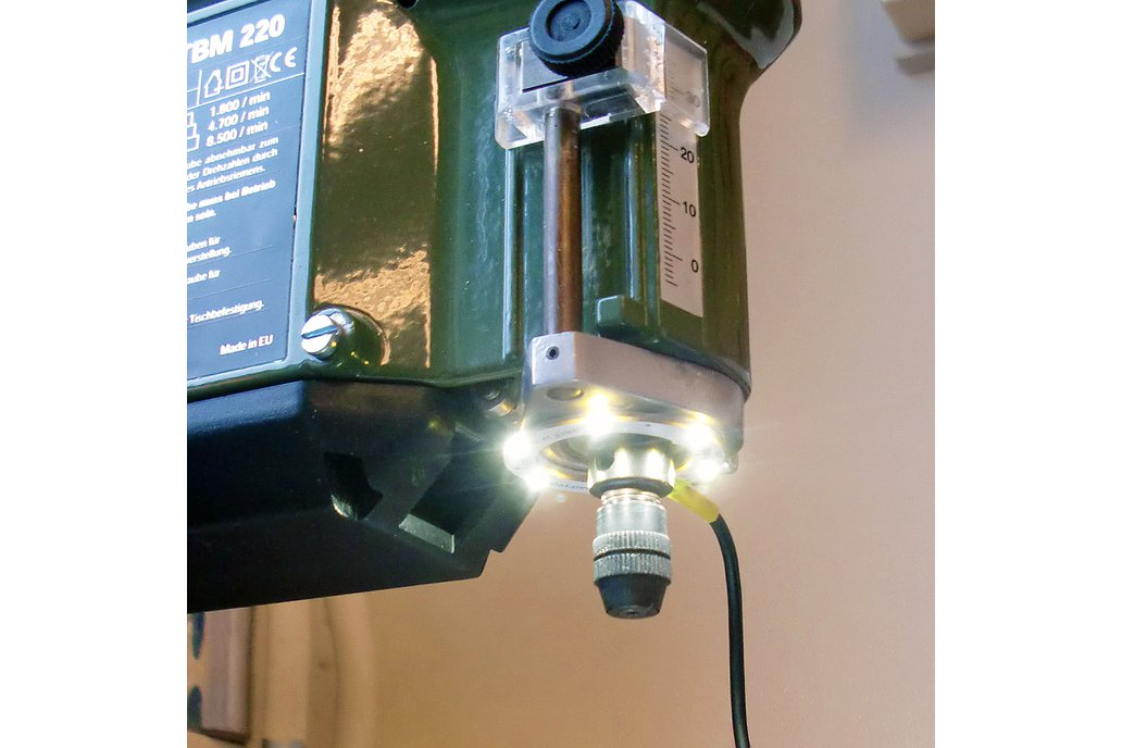 LumenFix TBM - Smart light for Proxxon TBM220 1
