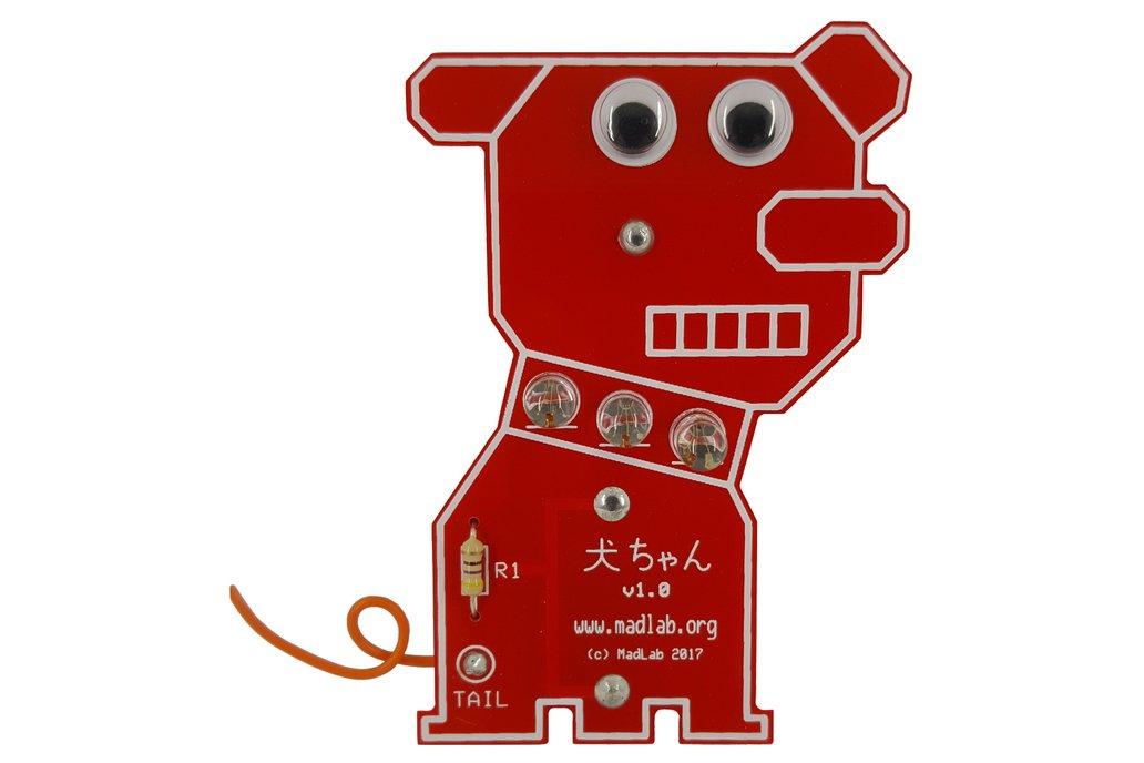 Mr. Dog (Inu-chan) Kit 1