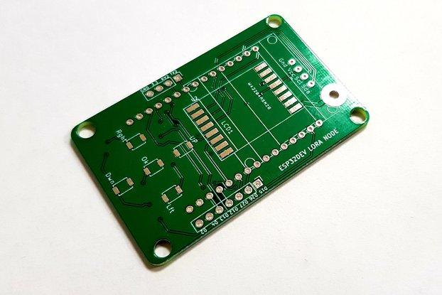 SnapOnAir Micro Walkie Talkie PCB