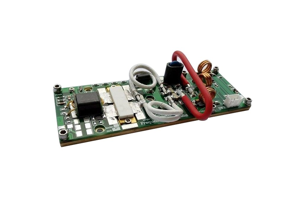 100W FM VHF 80Mhz to 180Mhz RF Power Amplifier 10