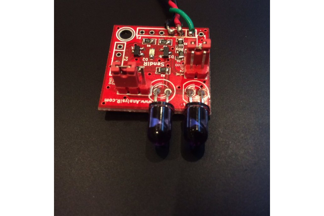 SendIR, advanced Infrared emitter module (IR) 1
