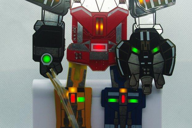 Mega-SAO-Zord KIT Version 2