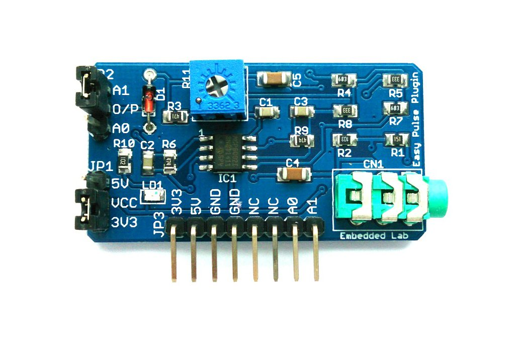 Easy Pulse Plugin: An Arduino pulse sensor 2