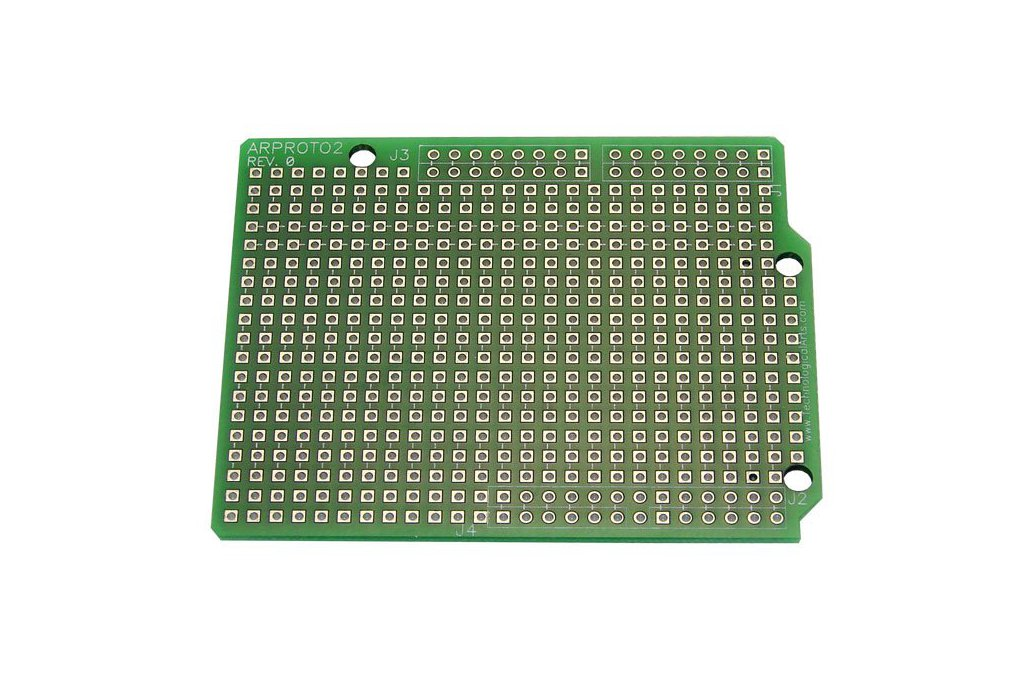 Arduino Prototyping Shield 2 1