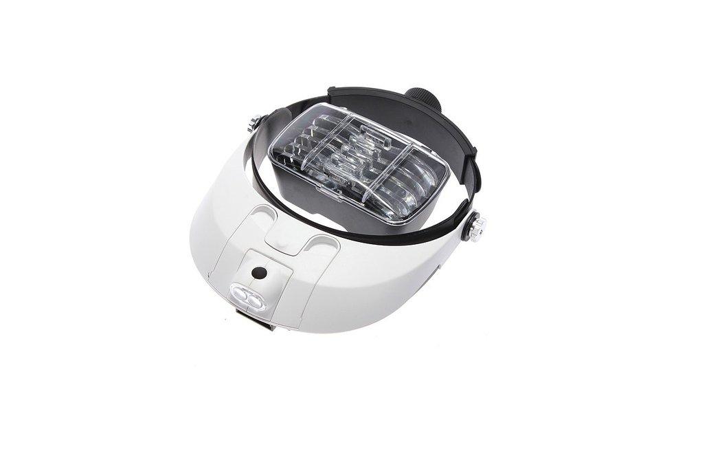LED Headbrand Magnifier 1