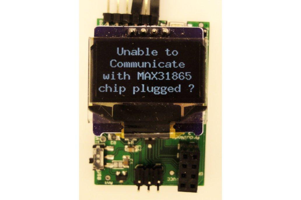 MAX31865 RTD temperature sensor breakout board 7