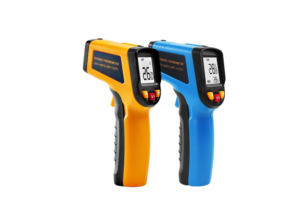 Infrared Thermometer 6