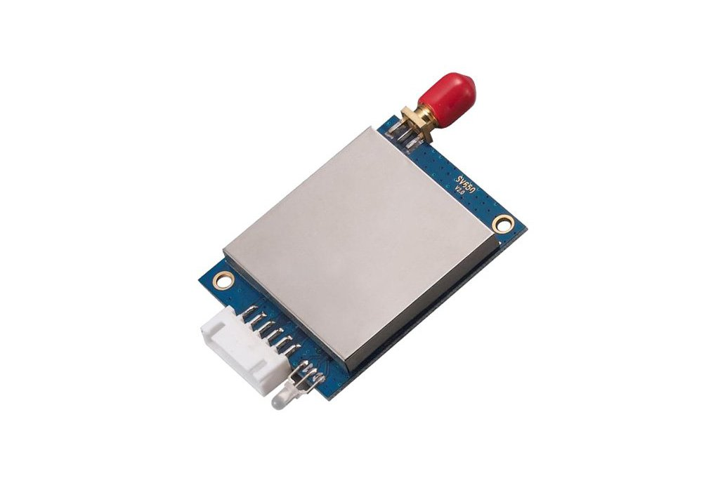 SV651  500mW 3km Long range  wireless transceiver 2