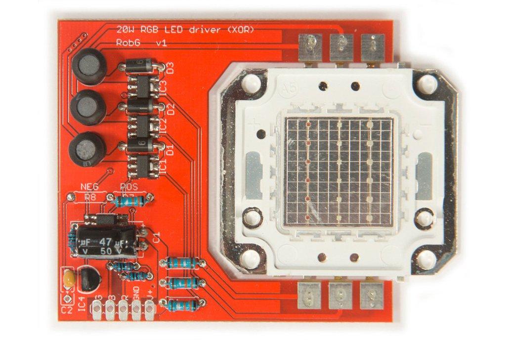 20W RGB flood light kit (dumb RGB) 1