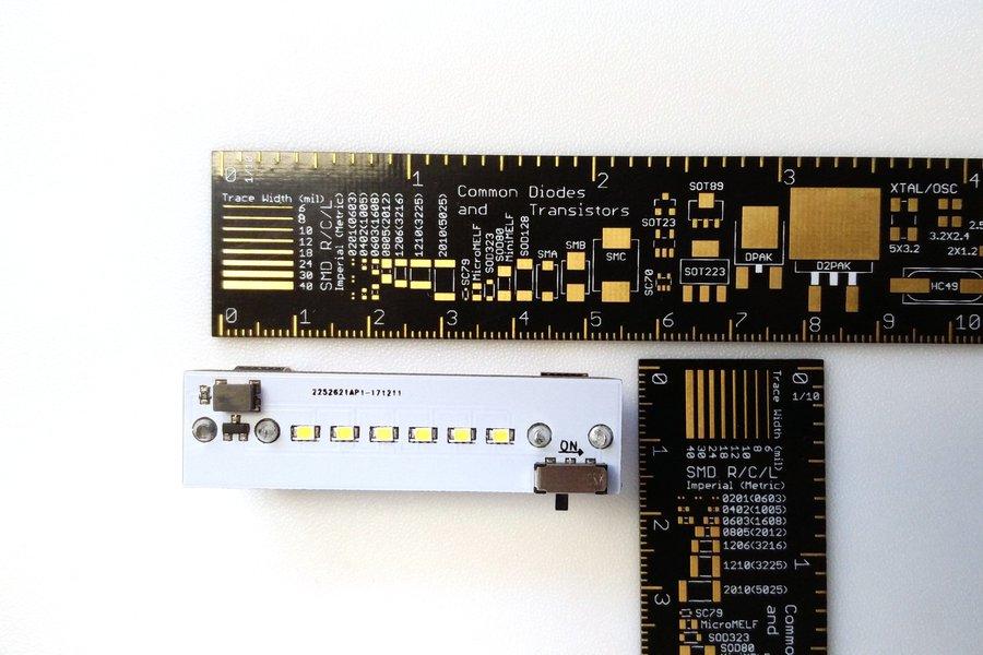 Multi-LED Joule Thief V2