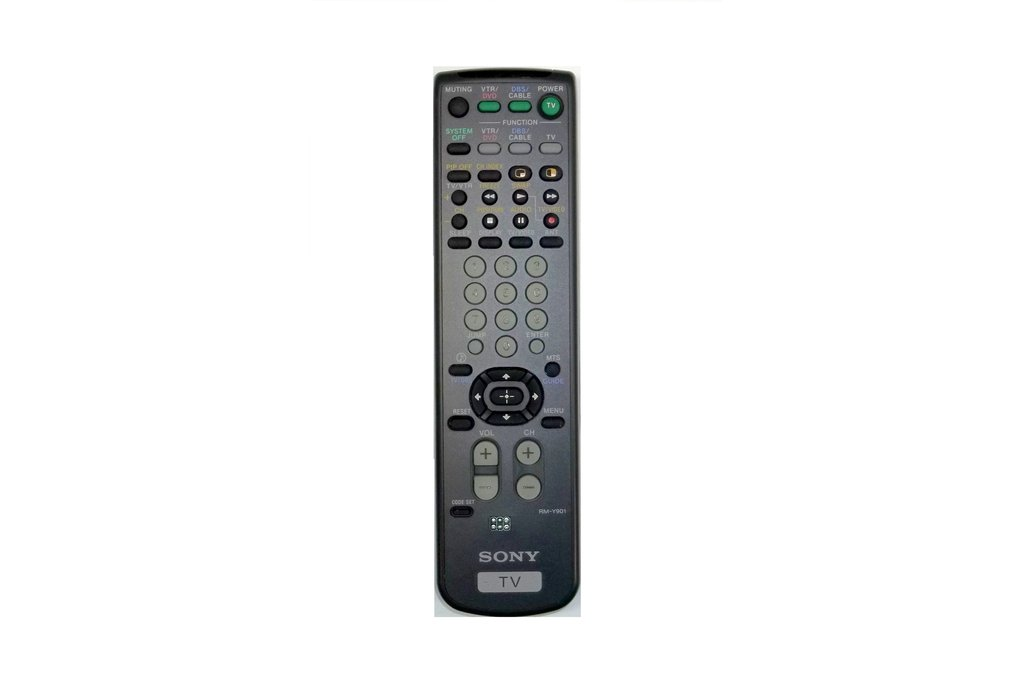 Sony RM-Y901 Programmable Remote with Atmega328PB 1