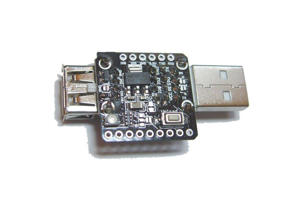 ESP01 ESP8266 USB node RGB, adapter, relay driver 1