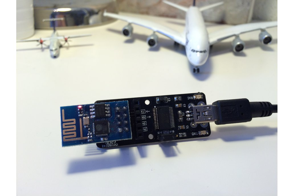 FTDI USB to Serial Converter incl. USB cable 6