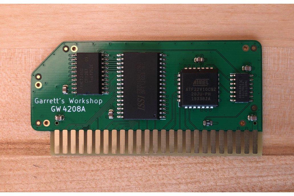 RAM128 (GW4208A) -- 128kB RAM for Apple II 1