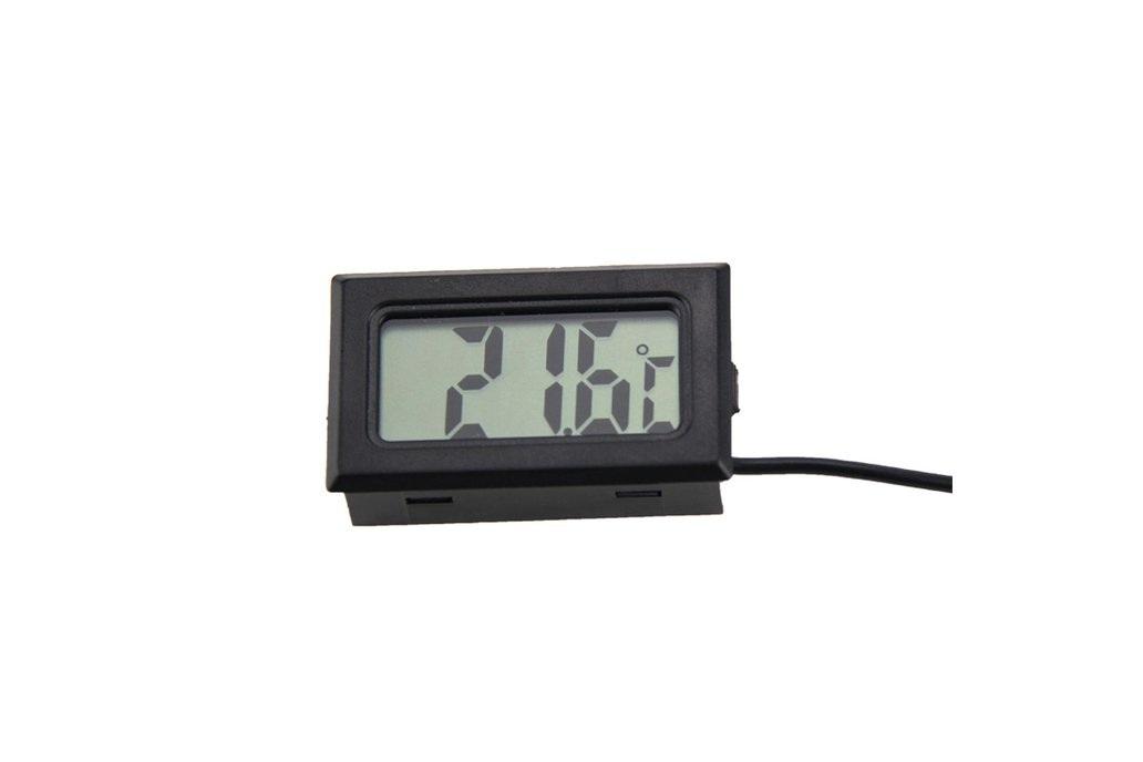 LCD Thermometer 2