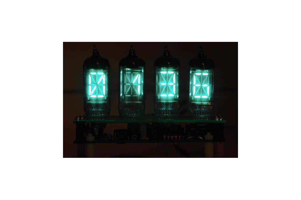 VFD Modular Clock IV-4 2