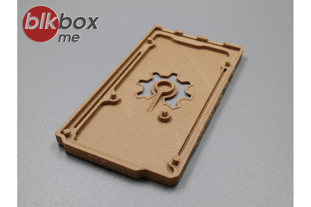Arduino DUE Exclusive Protective Base (Wood) 1