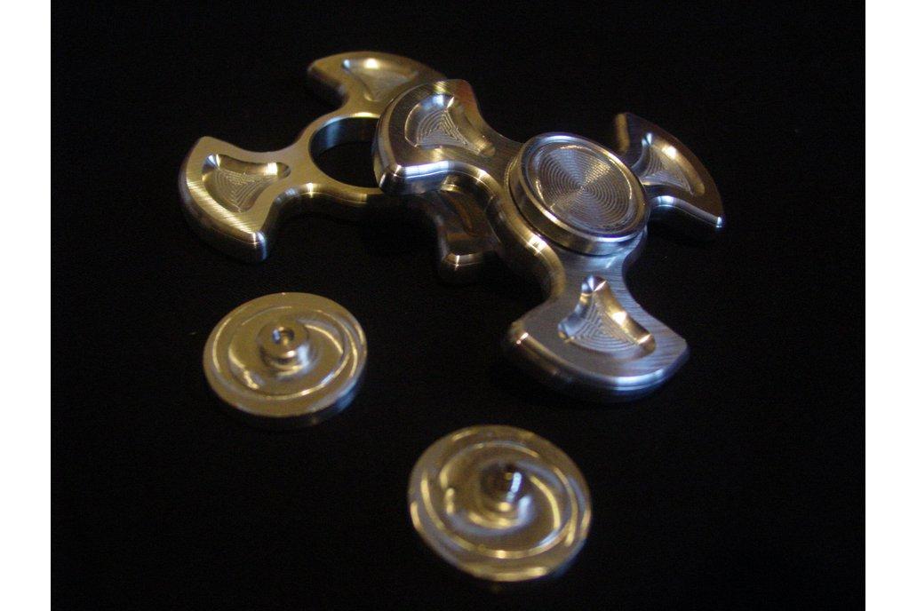 FidgetWithThis Fidget Spinner FULL Ceramic Bearing 4