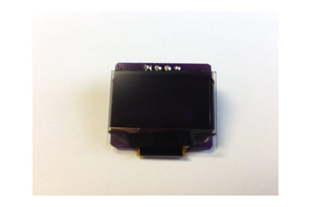 "0.96"" OLED i2c Display (3.3V - 5.0V) 2"