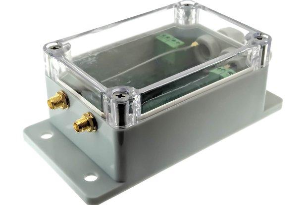 qBox AMC DIY IOT Enclosure Kit (Two SMAs)
