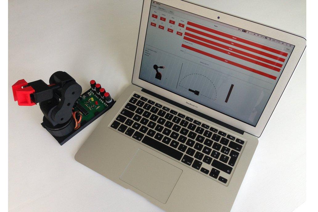 Pedro Robot Board 4