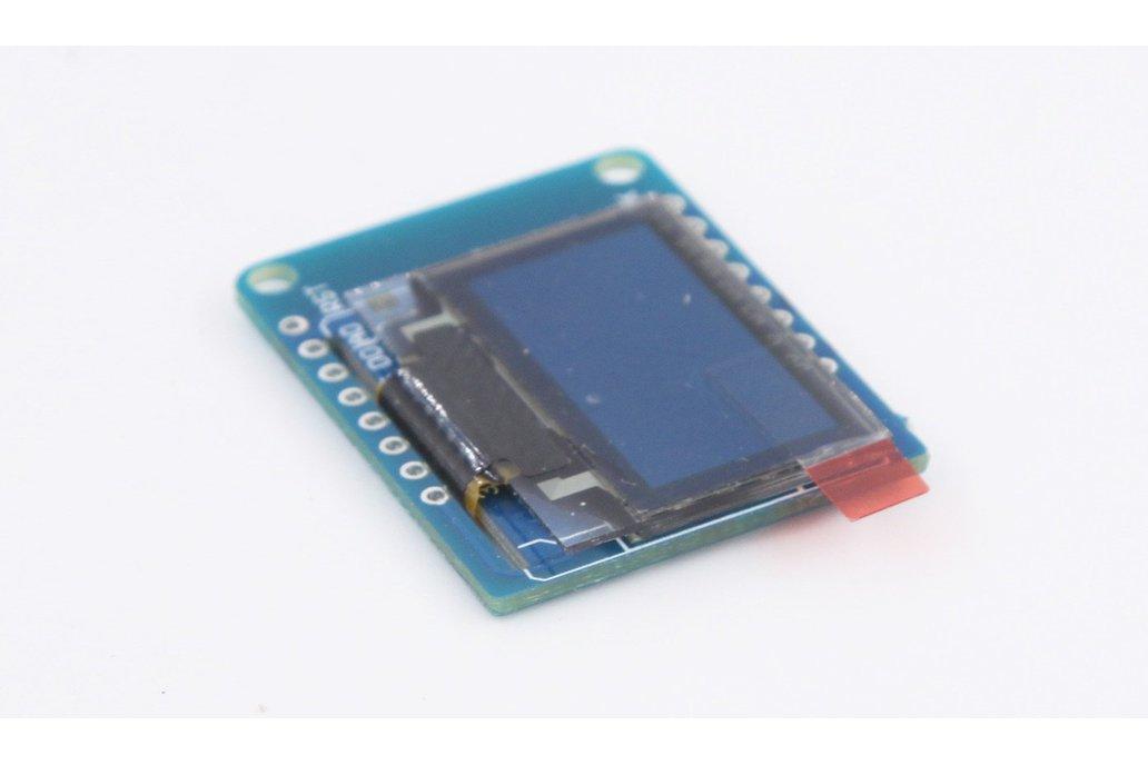 OLED Shield For ESPea 1