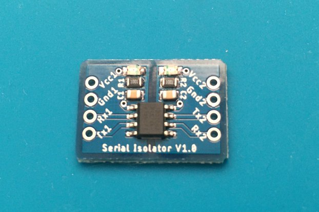 Serial Line Isolator ADUM1201