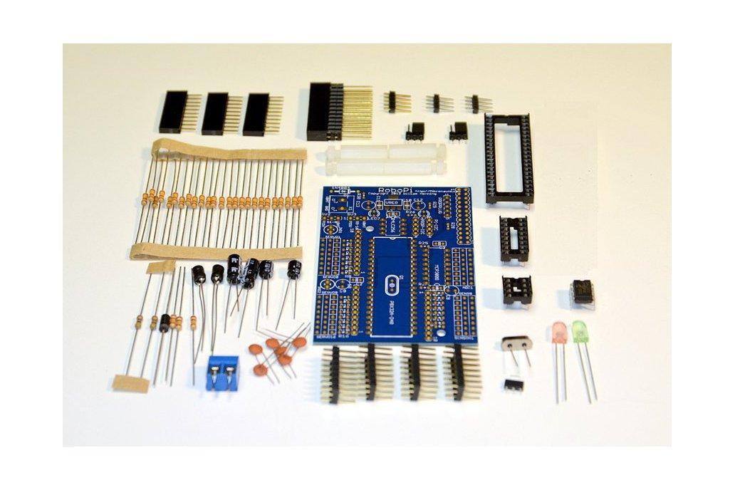 RoboPi Advanced Robot Controller Lite KIT 2