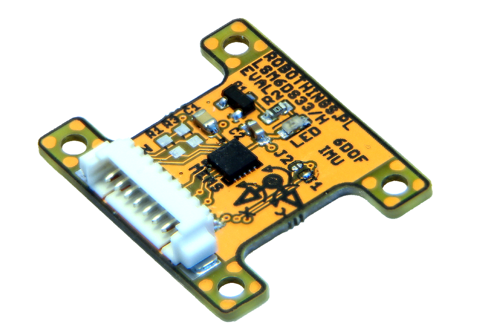 MEMS Inertial Measurement Unit Breakout LSM6DS33 1