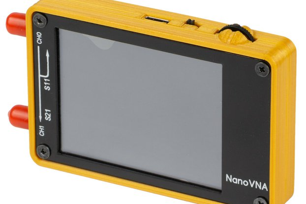 Case for the Nano VNA 10% Off Code 0445C521