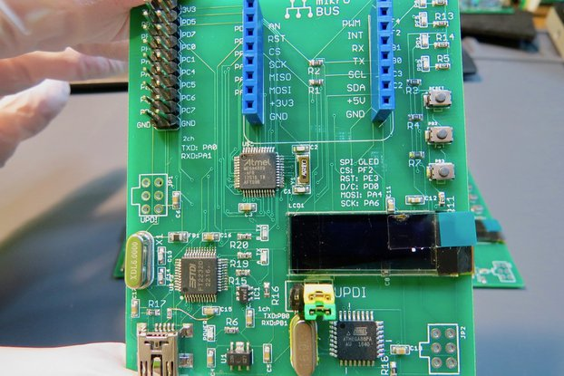 4809 Ultra-Explorer board
