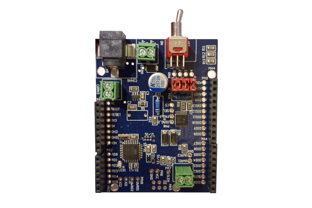 Battery Saving Power Manager Shield Arduino 1