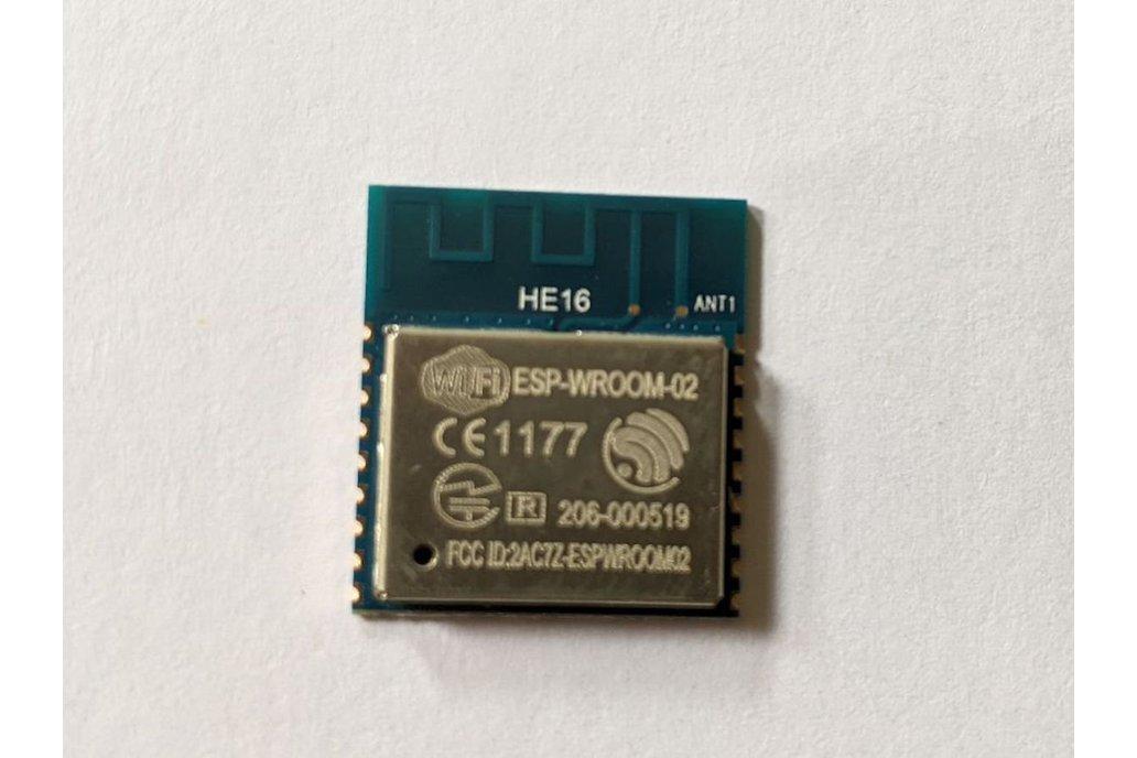 ESP-WROOM-02, ESP8266 module 1