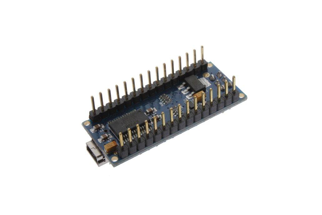 Nano V3.0 ATmega328P-AU Microcontroller Board 5