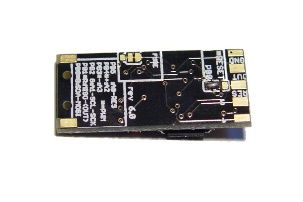 PicoDuino Attiny85 arduino & RGB led 6